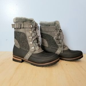 Rock & Candy Danlea Cold Weather Boots Wmns sz 7.5